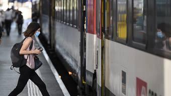 Auch nach dem Shutdown fuhren viele Züge nicht mehr wie gewohnt. (Symbolbild)