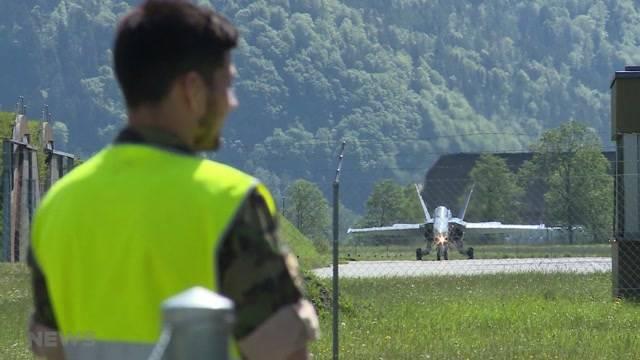 Ewiger Kampf um Flugzeuglärm