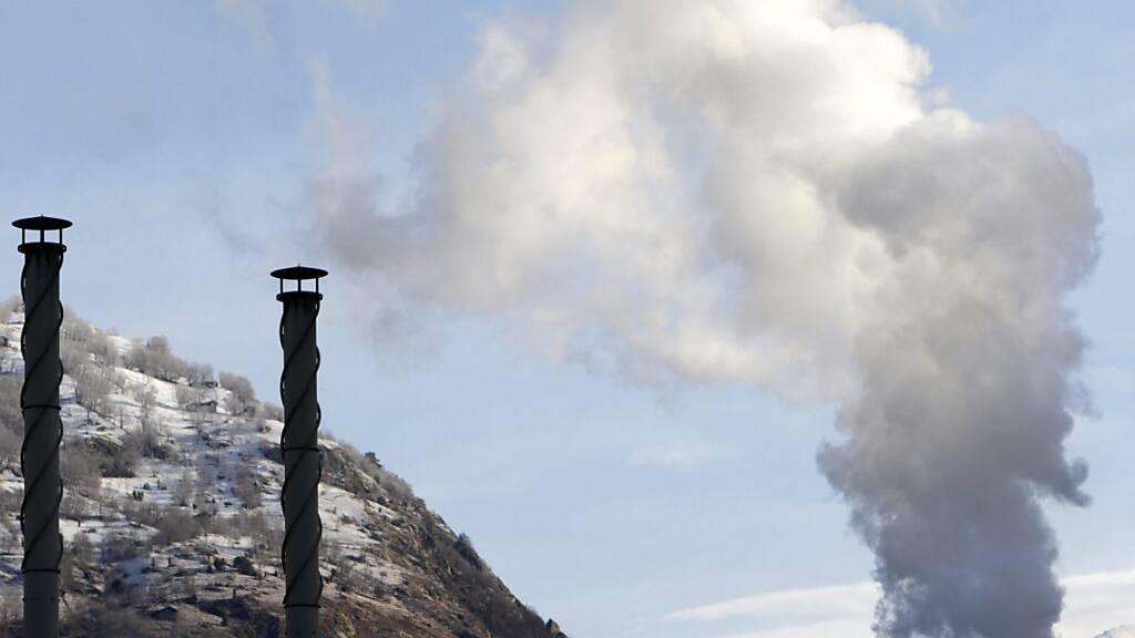 Die Schweiz muss die Ziele des Pariser Klimaabkommens umsetzen. Zu diesem Zweck hat der Bundesrat nun eine langfristige Strategie verabschiedet. (Archivbild)