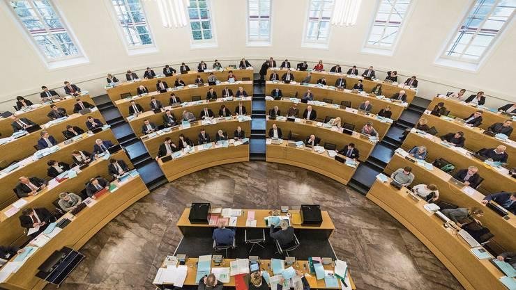 Am 18. Oktober ist im Aargau die Gesamterneuerungswahl von Regierungsrat und Grossem Rat (Bild) angesagt.