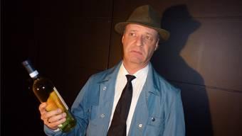 Patrick Kappeler gibt in der «Mausefalle» den Herrn Karl.