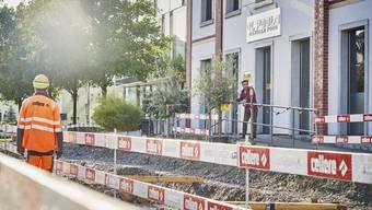Die Standortförderung wird die Projekte mit den Wettbewerbsgewinnern nun besprechen. (Archivbild)