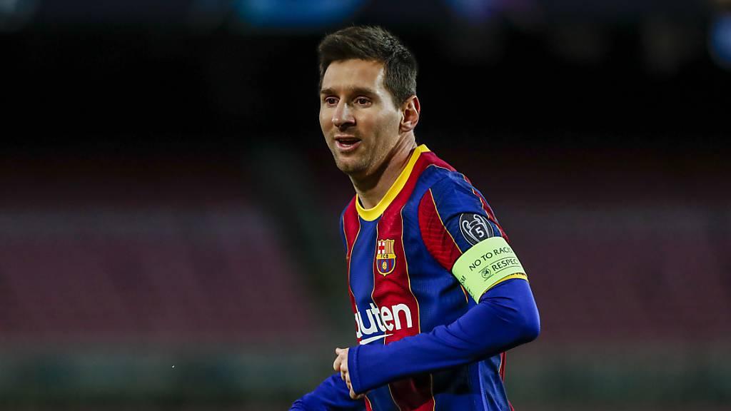 Pelé über Messi: «Ich bewundere dich»