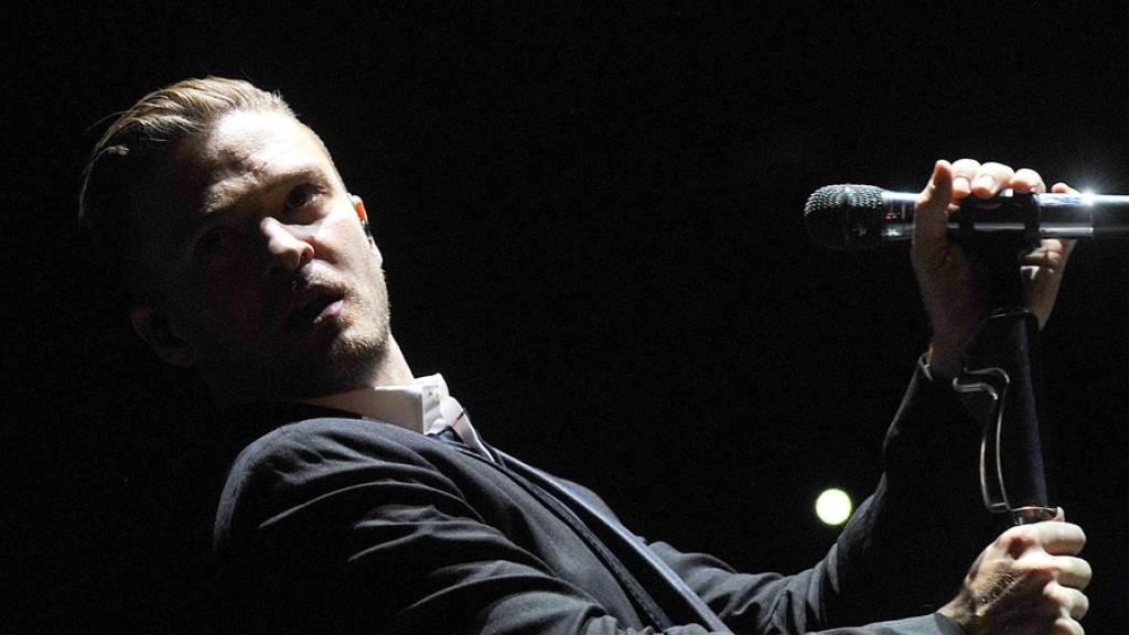 Wie andere Väter wechselt auch Justin Timberlake Windeln