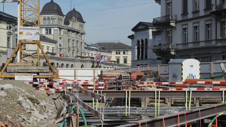 Profitieren wird, wer kleine Bauvorhaben bis zu 20'000 Franken realisieren will (Themenbild).