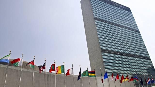 Dritter Anlauf: UNO-Resolution gegen Syrien (Archiv)