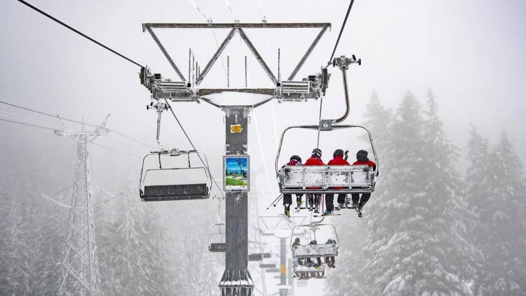 Die Flumserberge sind ein beliebtes Skigebiet für regionale und auch Zürcher Sikfahrerinnen und -fahrer.