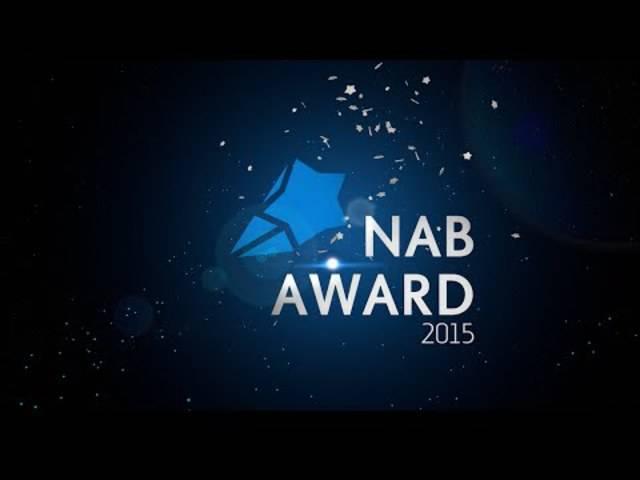 NAB-AWARD 2015: Vote&Win