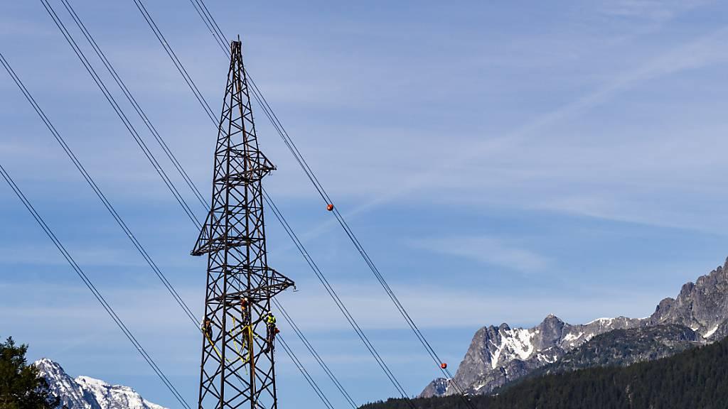 CKW erhält zusätzliche 30 Millionen Franken für Übertragungsnetze