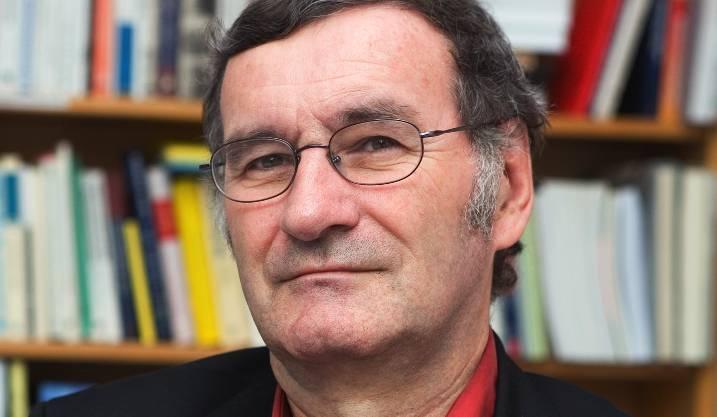 Roger Blum, emiritierter Professor für Medienwissenschaft