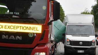 """Der Bericht von """"Tele M1"""" zum Urteil gegen den LKW-Fahrer."""