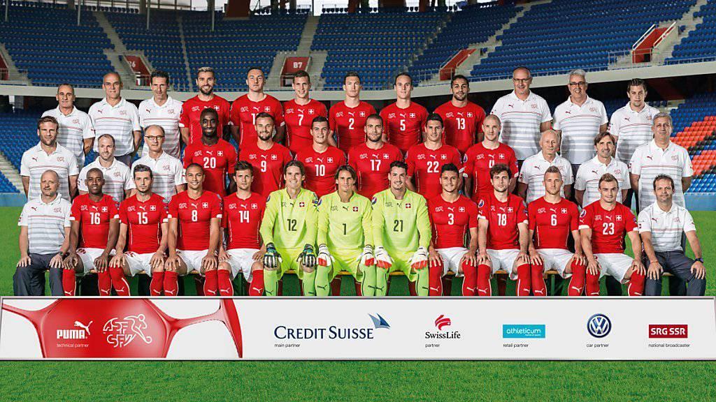 Die Schweizer Nati spielt zum Auftakt der WM-Qualifikation in Basel gegen Portugal
