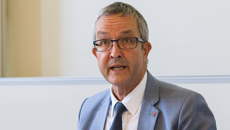 Hat Regierungsrat Thomas Weber seine Kompetenzen überschritten?