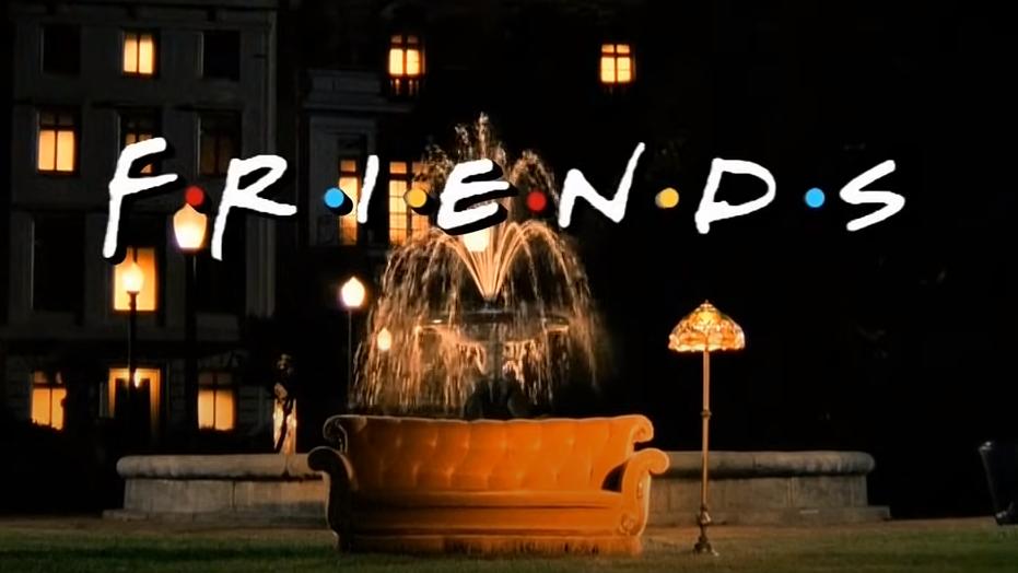 Friends-Intro