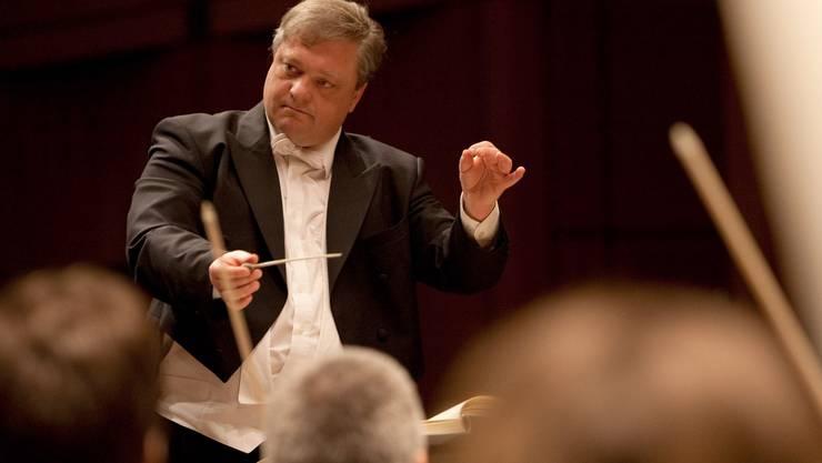 Musikalische Leitung Bläserphilharmonie Aargau Projekt 2019