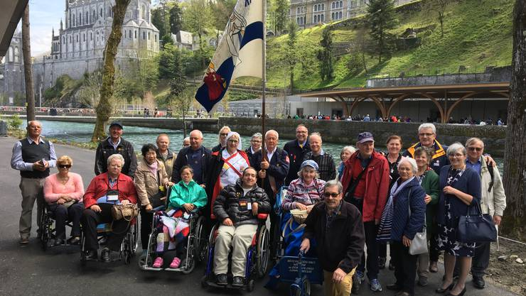 Lourdespilgerverein Baden und Umgebung