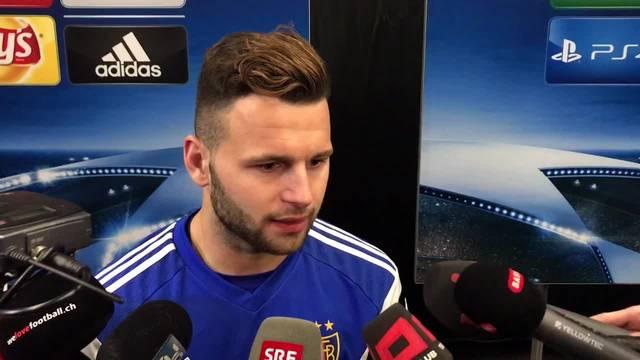 """Renato Steffen: """"Haben uns am Ende selber geschlagen"""""""