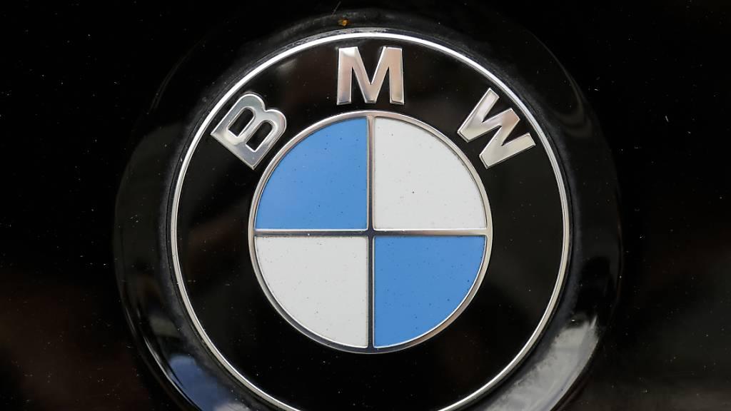 BMW nach schwachem Jahresbeginn wieder auf festeren Füssen