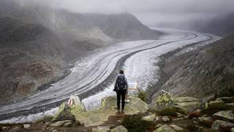 Die Schweizer Gletscher schmelzen dahin. Symbolbild.