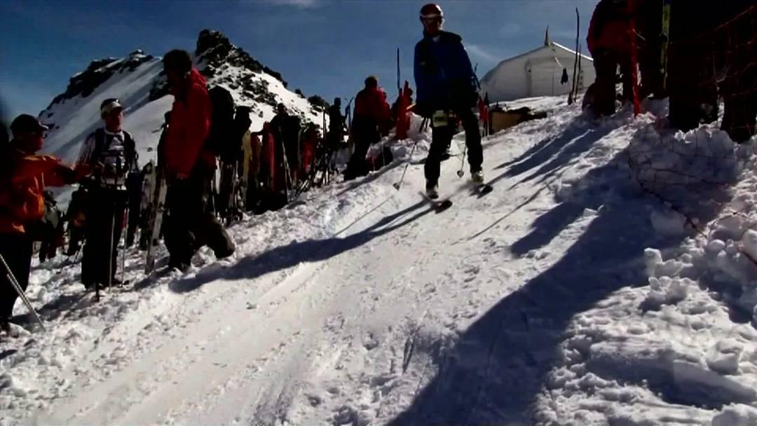 Schweiz Tourismus spricht von einer Übernachtungsabnahme von 2 Prozent im letzten Jahr. Jetzt sind Ideen gefragt um die Betten wieder zu füllen.