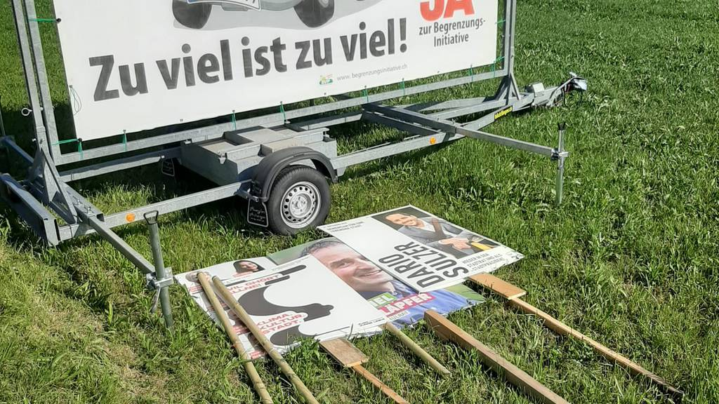 Juso wirft St.Galler Polizei politischen Vandalismus vor