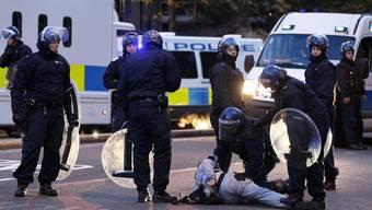 Tag 4 der Unruhen in England (9.8.11)
