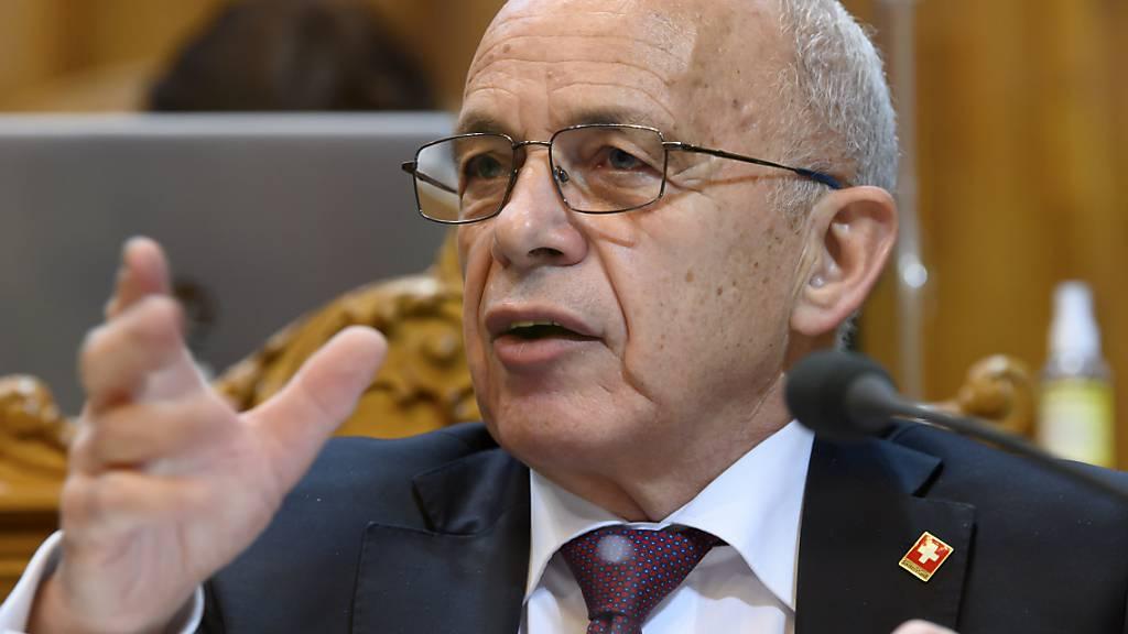 Bundesbudget steht mit einem Defizit von 6,1 Milliarden Franken
