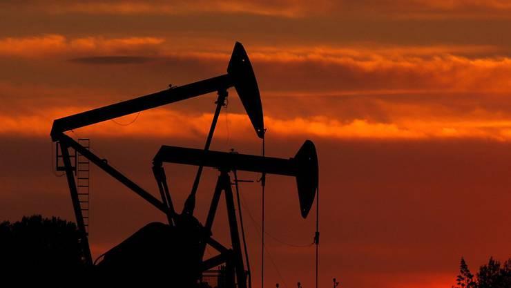 Der Preis für Erdöl ist am Sonntag dramatisch zurückgegangen. (Symbolbild)