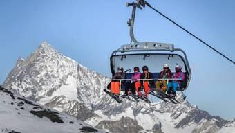 Wo darf man noch und wo nicht - das ist jetzt für die Skifahrer die Frage.