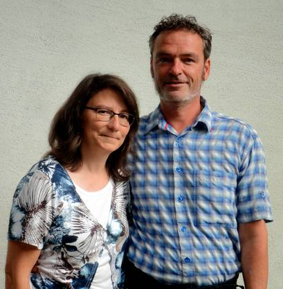 Sonja Anderegg und René Unterbusch übernehmen.
