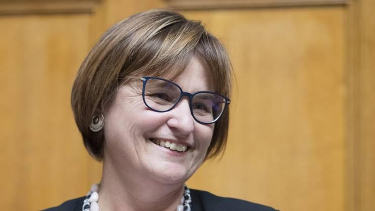 Die Tessiner Nationalrätin Marina Carobbio ist neue Nationalratspräsidentin. (Archivbild)