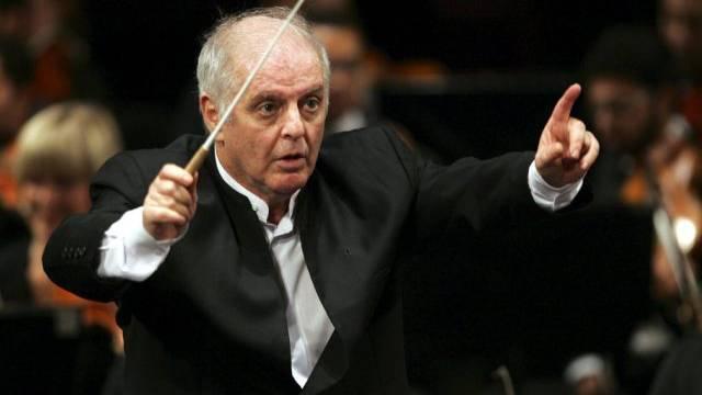 Bald in Luzern: Dirigent Daniel Barenboim (Archiv)