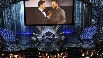 Trotz Emotionen und Klamaukeinlagen: Die Oscar-Show lockt immer weniger Zuschauer vor die Fernsehgeräte.
