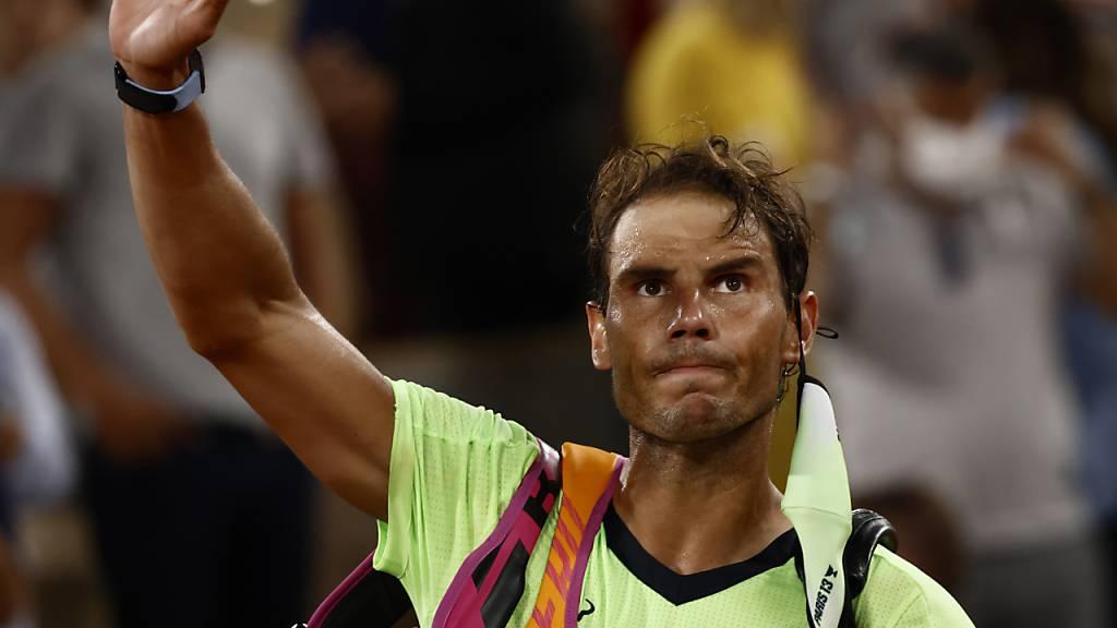 Rafael Nadal gönnt seinem Körper eine Pause und verzichtet nicht nur auf das Grand-Slam-Turnier in Wimbledon, sondern auch auf die Sommerspiele in Tokio