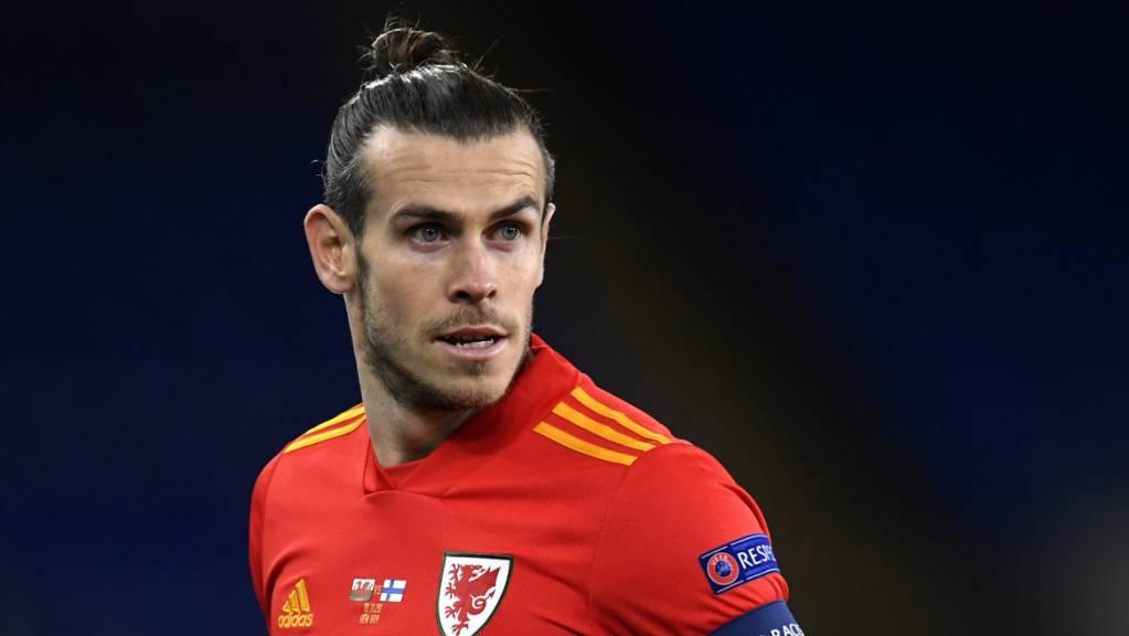 Gareth Bale fühlt sich im Trikot von Wales noch immer am wohlsten - nicht überall stiess er damit auf Gegenliebe