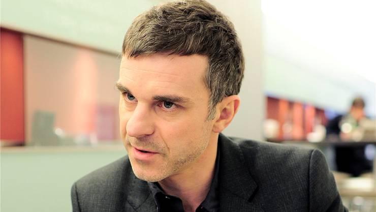 Philippe Bischof, Leiter der Abteilung Kultur des Kantons Basel-Stadt.
