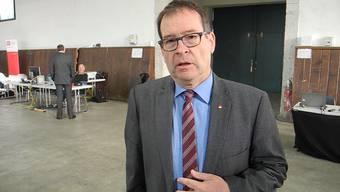 «Schitter»: Der Solothurner Staatsschreiber Andreas Eng war auf eine tiefe Wahlbeteiligung vorbereitet – dass sie derart tief war, hat ihn überrascht.