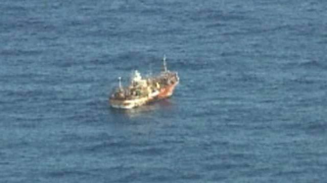 Italienische Marine rettet weitere 2000 Flüchtlinge