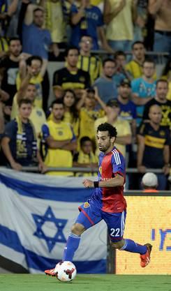 Seine überragenden Leistungen mit dem FCB...