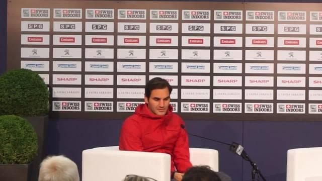 Roger Federer über Marius Copil