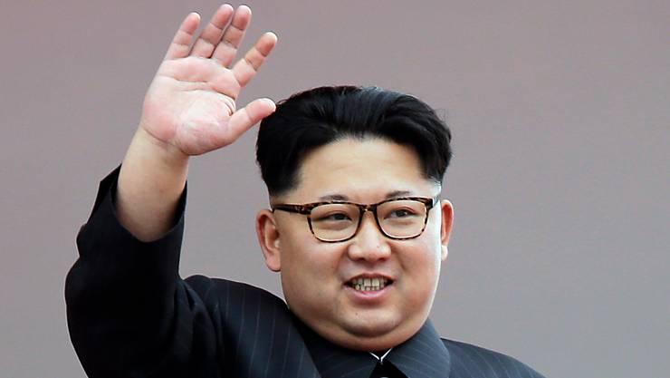 Führt Nordkorea mit eiserner Hand: Kim Jong Un.