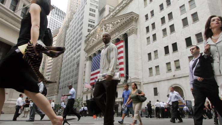 Die Arbeitslosenquote ist in den USA im Februar erneut leicht auf 4,7 Prozent gesunken. (Symbolbild)