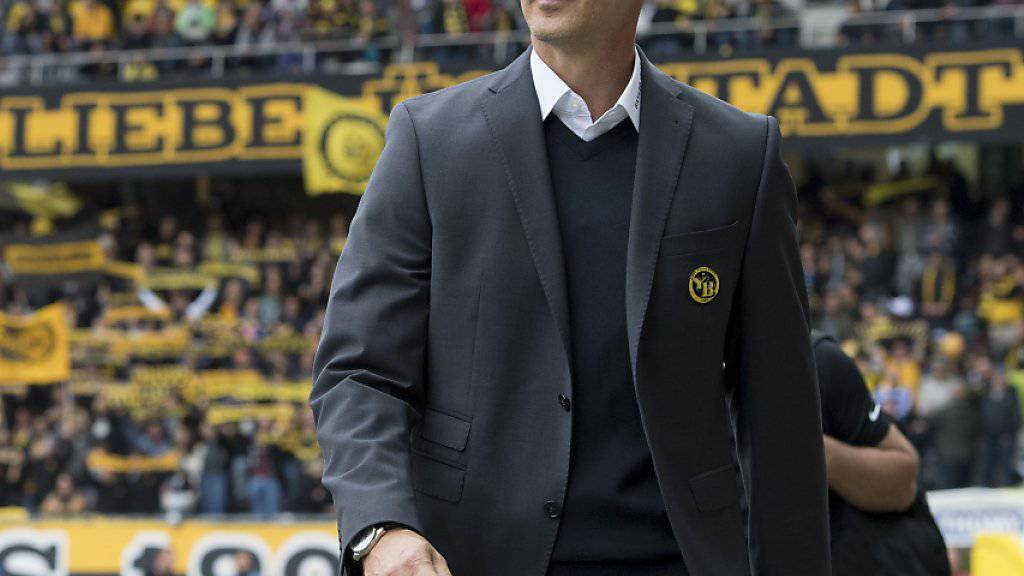 Adi Hütter hat den FC Basel endlich mal hinter sich