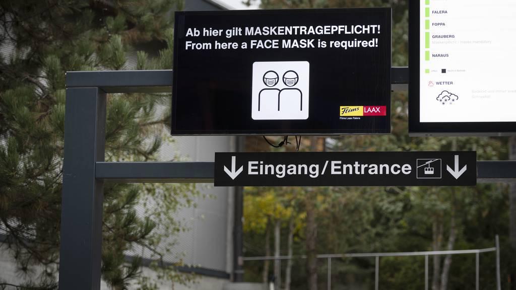 Graubünden aktiviert kantonalen Führungsstab wieder