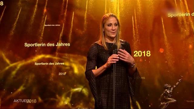 Daniela Ryf wird Sportlerin des Jahres