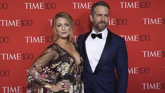 """US-Schauspielerin Blake Lively (""""Gossip Girl"""") ist ihre 61 Schwangerschaftspfunde mit Fitness wieder losgeworden. (Archivbild)"""