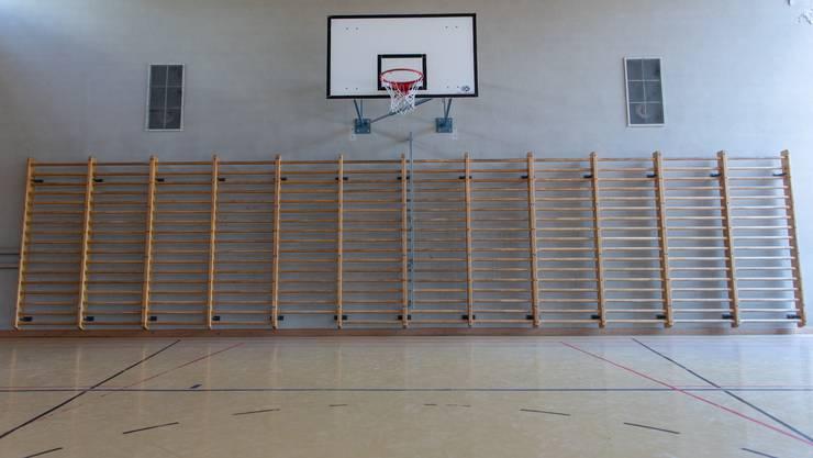Die Schulsporthallen in Basel bleiben abends leer.