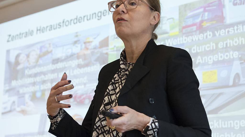 Frauenanteil in Geschäftsleitungen gestiegen