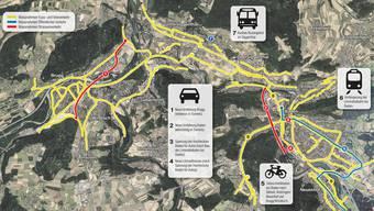 Die Verkehrsplanung in der Übersicht