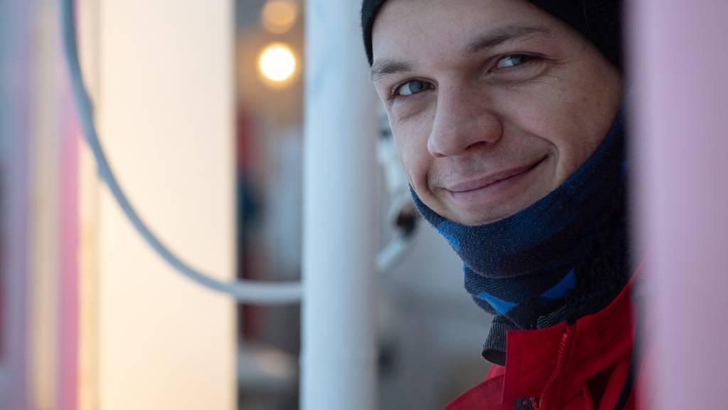 25-jähriger St.Galler erforscht die Arktis